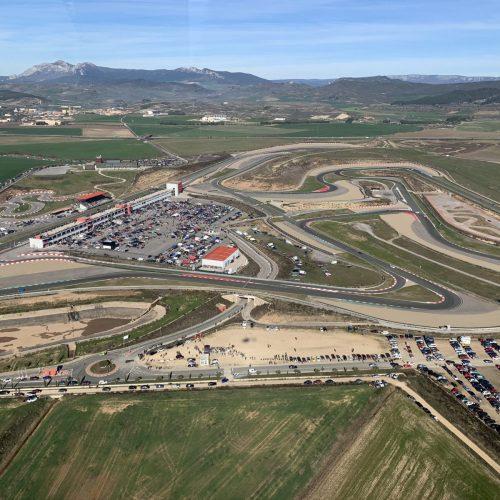 Circuit Air view